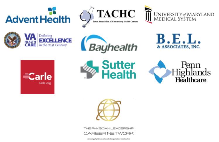 MedCV Top Sponsors
